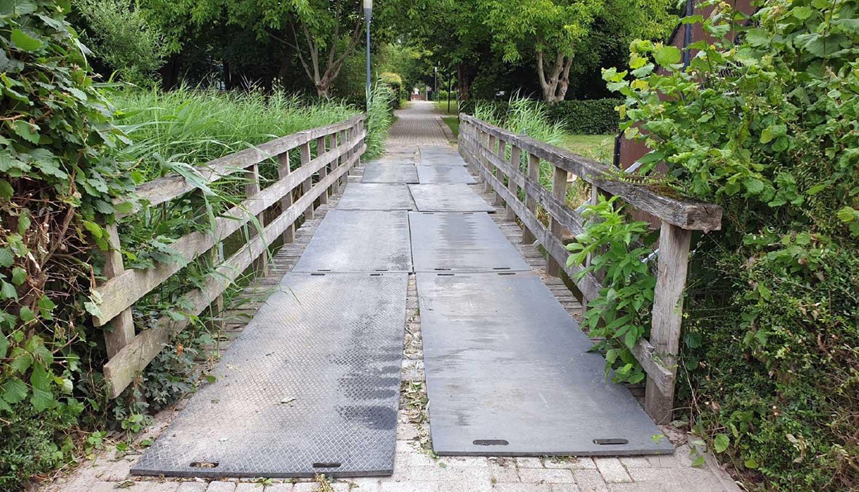 De oude brug