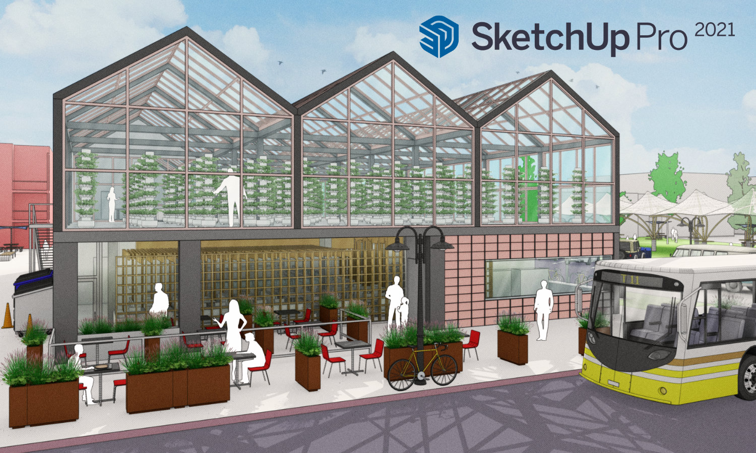 SketchUp 2021 is hier!